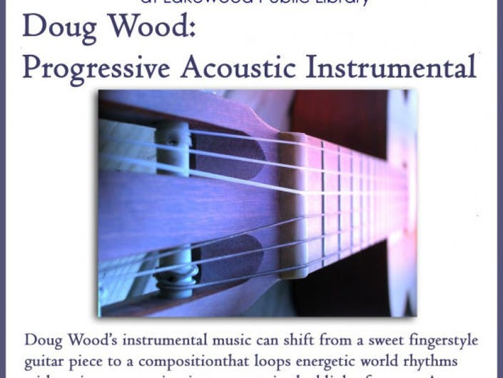 Sunday with the Friends - Doug Wood: Progressive Acoustic