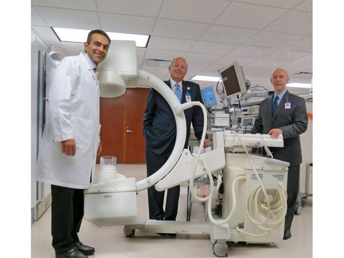 ONS Foundation Receives Fluoroscopy X-ray from Greenwich