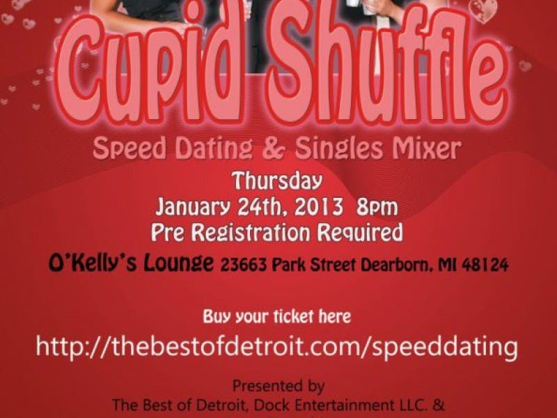 Cupid detroit speed dating