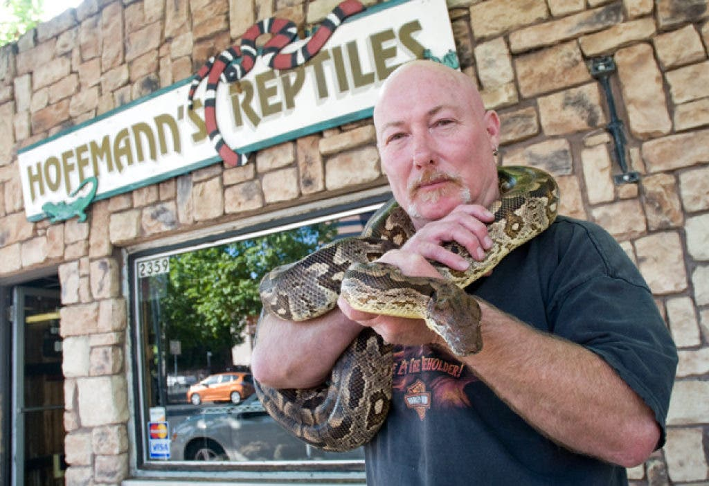 Hoffmann's Reptiles Owner Shares Story of Financial Survival