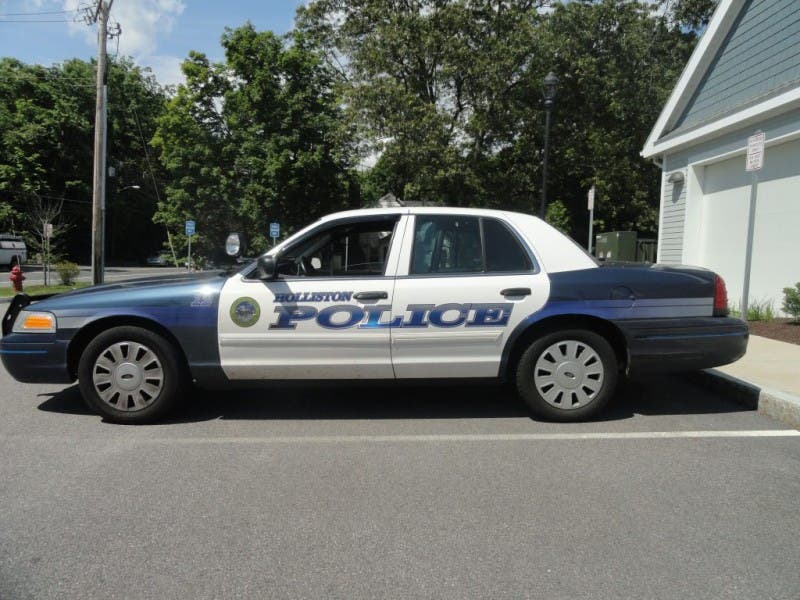 Holliston Police Log: Stolen Christmas Cards; Evading Police ...
