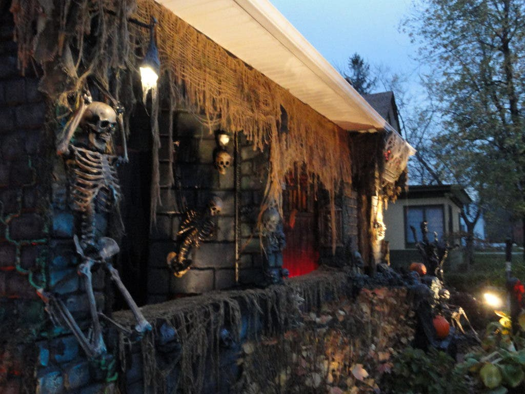 Meet The Men Behind Frankfort S Most Extreme Halloween