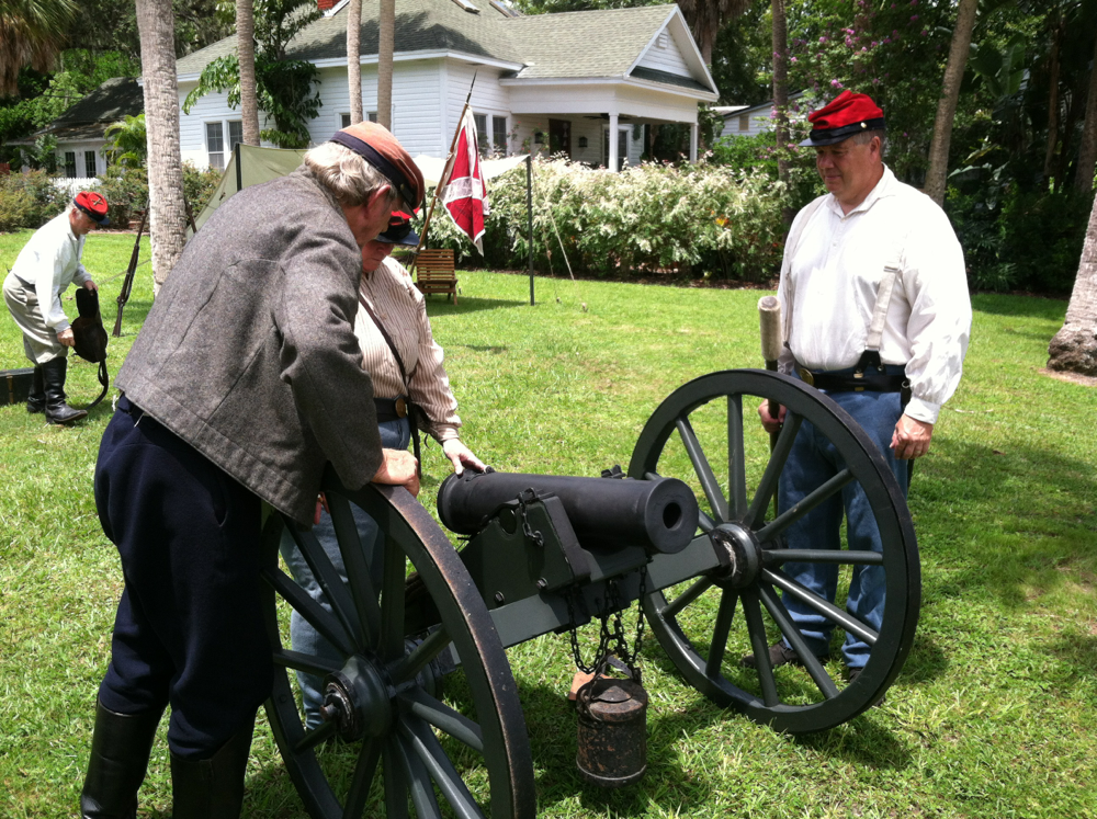 Cannon Fire Over Safety Harbor! | Safety Harbor, FL Patch