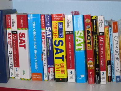 Murrieta Library Hosting Free SAT Practice Tests, Workshops