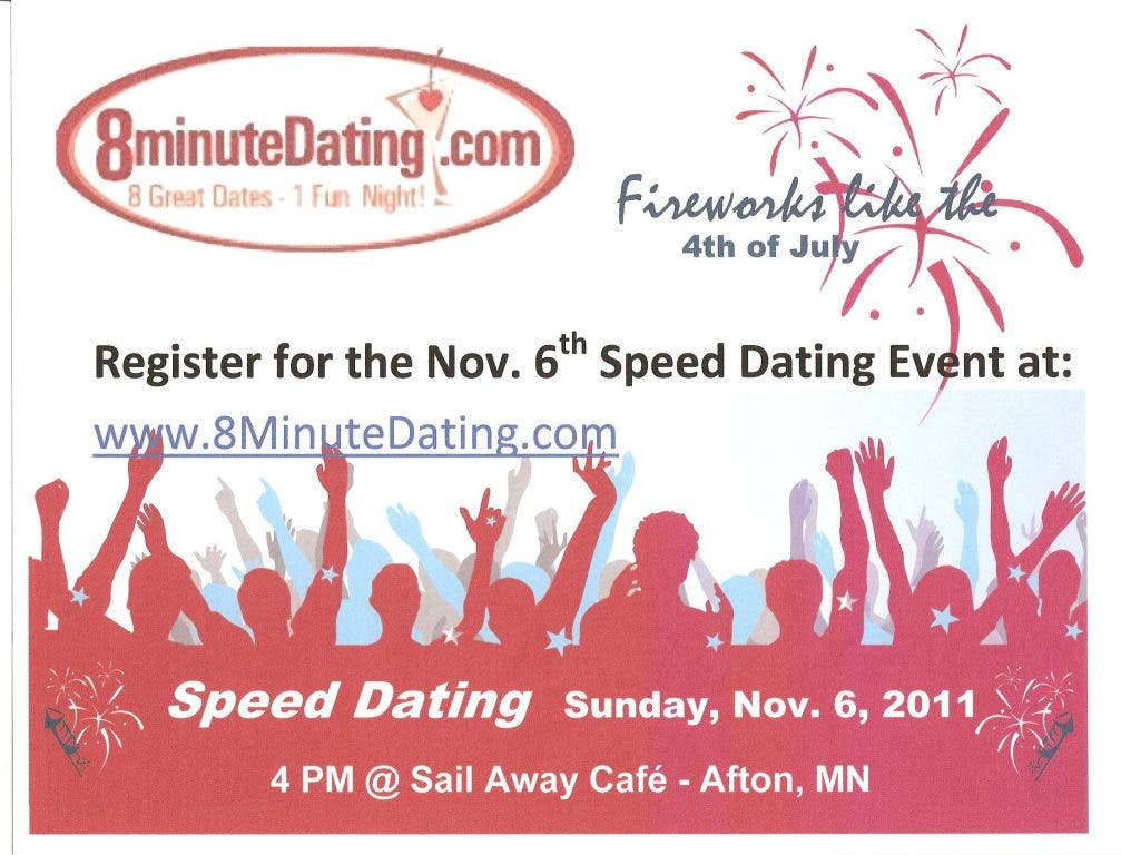 Speed ​​Dating w mn