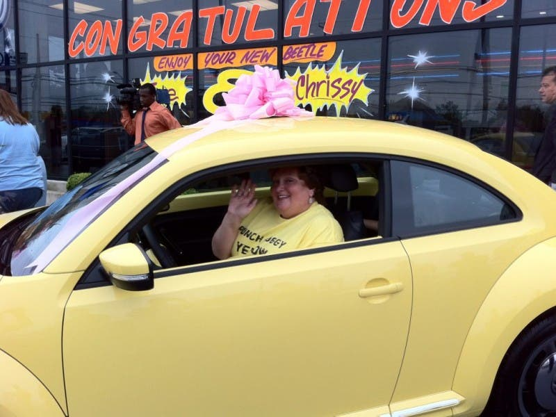 Local Women Who Have Cancer Come Home With New Cars, Courtesy Oprah Winfrey | Galloway, NJ Patch