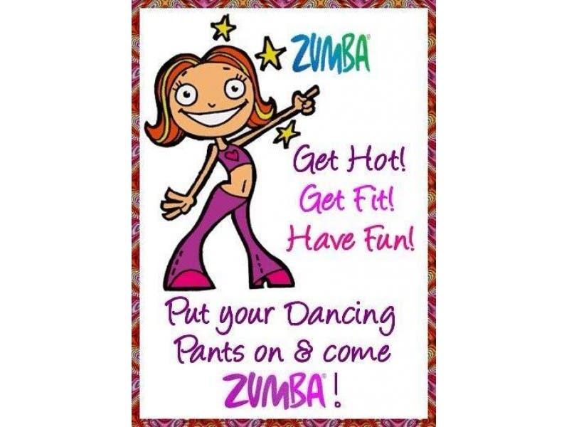 Zumba Classes Return To New Albany School In Cinnaminson Oct 6