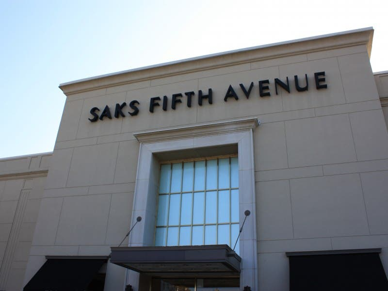 Saks Fifth Avenue At Westshore Plaza Closing In May Tampa Fl Patch