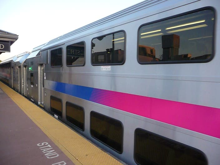 New Jersey Transit Train Schedules Now Available Via Text