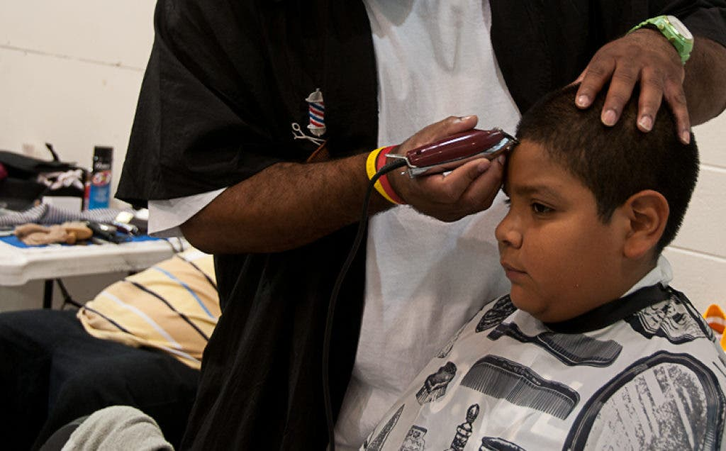 Back to School: Free Haircuts, School Supplies and Entertainment at