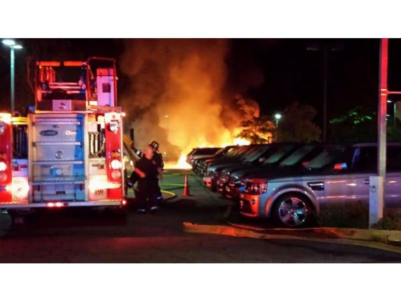 Sudbury Car Dealerships >> Sudbury Car Dealership Fire Most Likely Due To Mechanical
