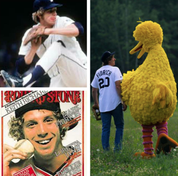 Community Remembers Death of Mark 'The Bird' Fidrych   Northborough, MA  Patch