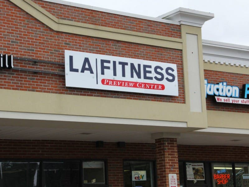 la fitness opens preview center smithtown ny patch