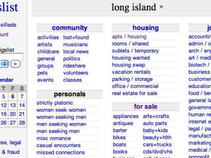 Craigslist Cars And Trucks Long Island Ny - GeloManias