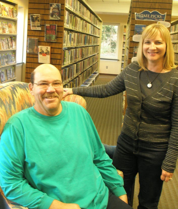 New Cromaine Library Board Members Bring Experience, Enthusiasm