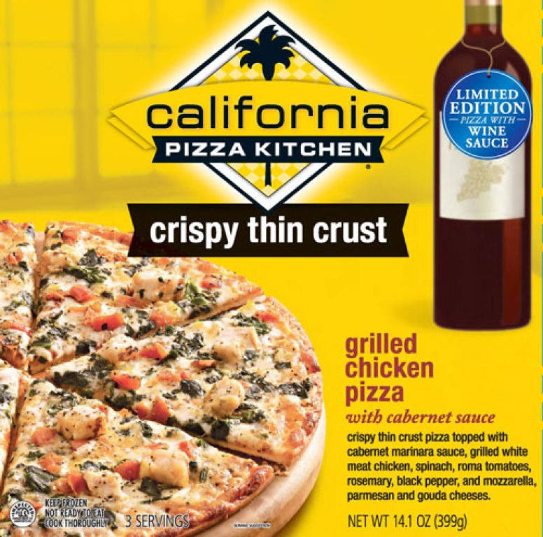 Recall Digiorno And California Pizza Kitchen Frozen Pizzas Milpitas Ca Patch