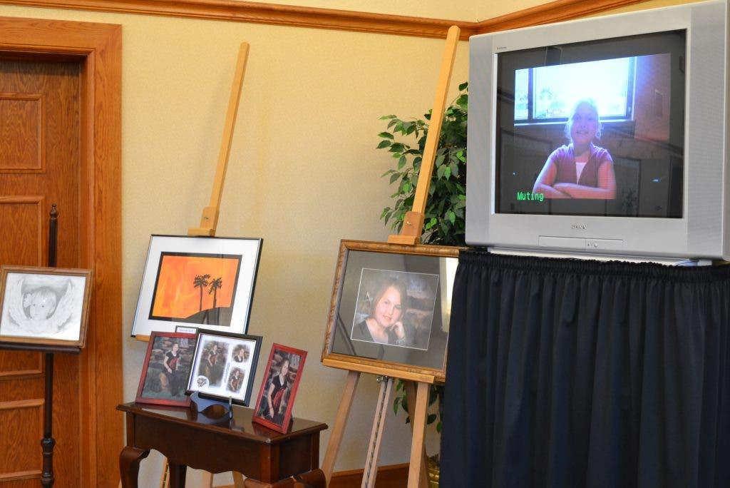 Kassidie McMillin Honored in Memorial Service   Dunedin ...