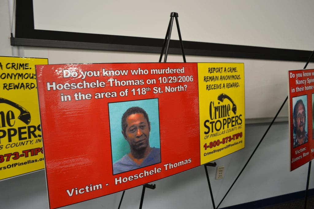 Detectives Hope Billboards Will Help Solve Cold Cases | Clearwater