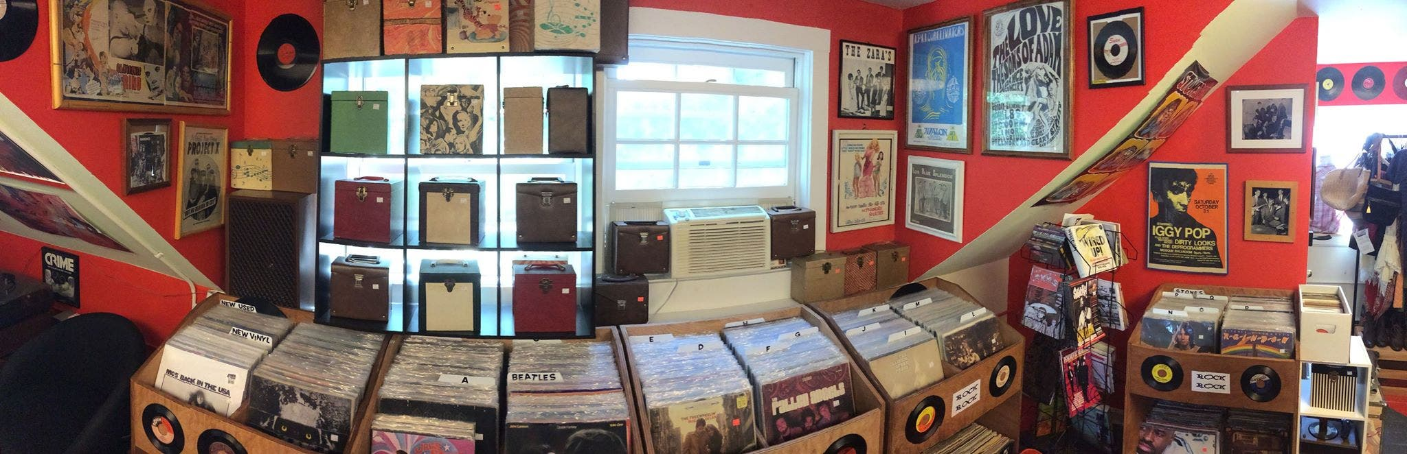 Vinyl Record Shop Opens in Downtown Leesburg   Ashburn, VA Patch