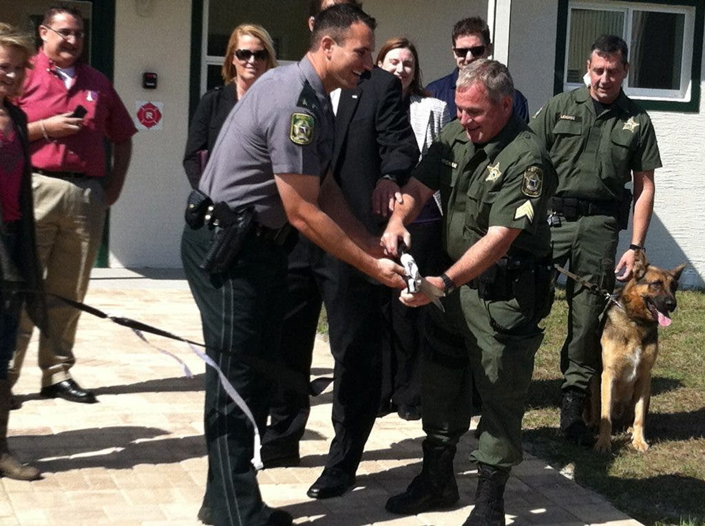 Pasco Sheriff S Office K 9 Unit Gets New Digs New Port