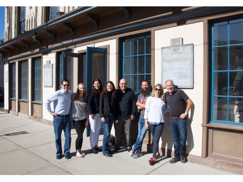 Imbue Creative Returns To Its Delaware River Roots In Historic MacDonald  Kitchen And Bath Building