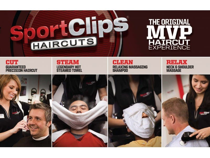 Sport Clips Completes Remodel Santee Ca Patch
