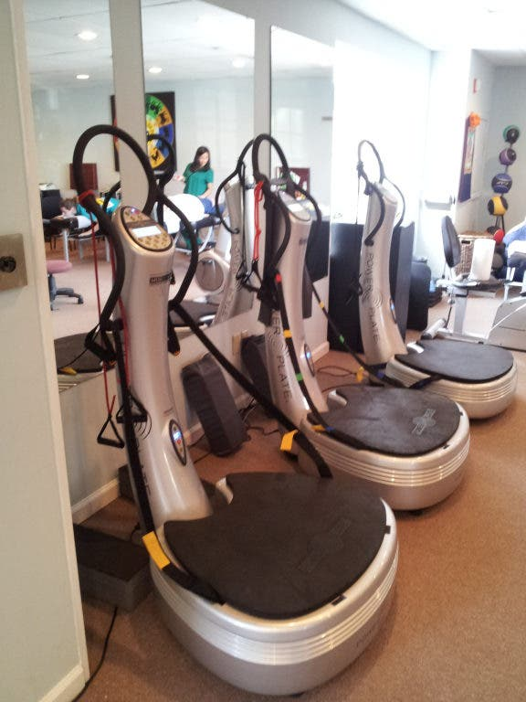 Power Plate Fitness through Vibration Technology | Red Bank, NJ Patch