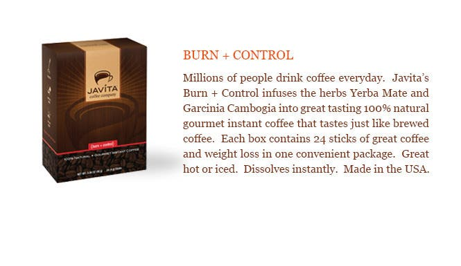 Dr Oz Recommended Weight Loss Coffee From Javita Is Now Available