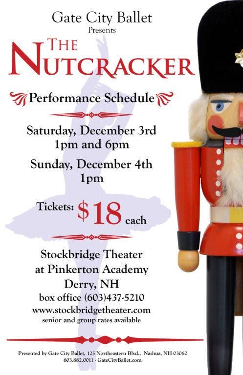 The Nutcracker | Salem, NH Patch