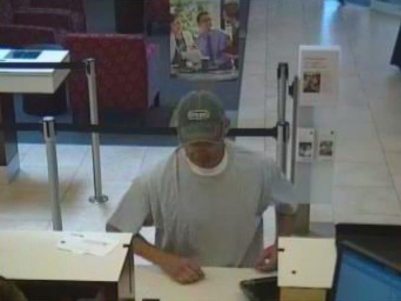 South Trail Wells Fargo Bank Robbed Sarasota Fl Patch