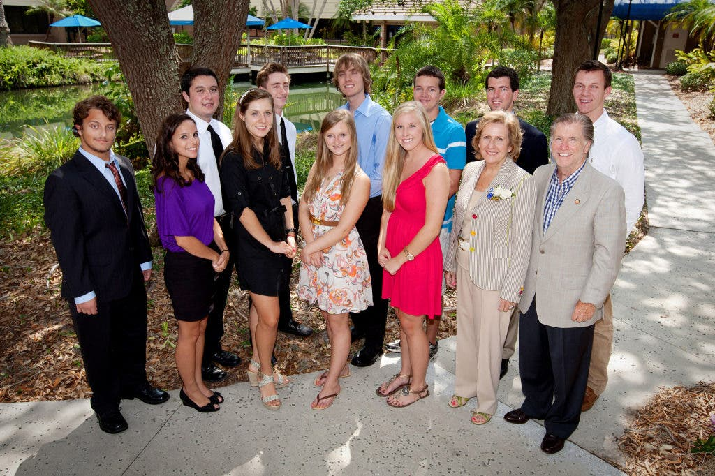 Ringling College Library Association Town Hall Scholars Earn