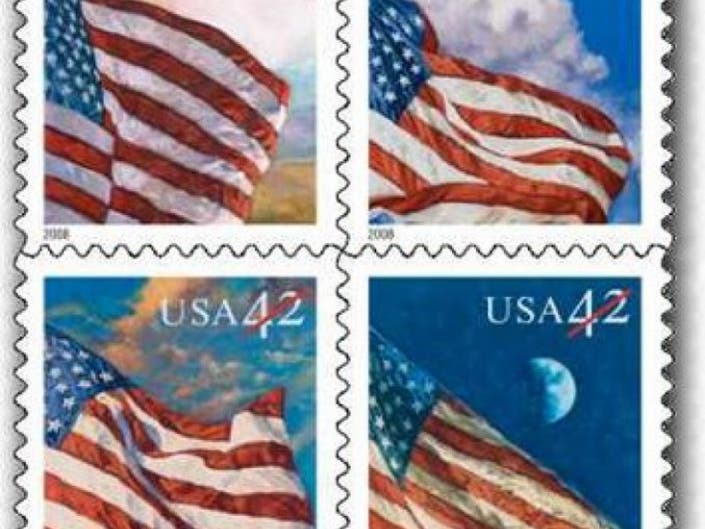 Stamp Prices Increase: How Much Will Stamps Cost In 2013? | Palmer