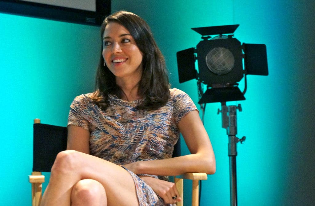 Parks and Recreation's Aubrey Plaza: Is Muncie Real