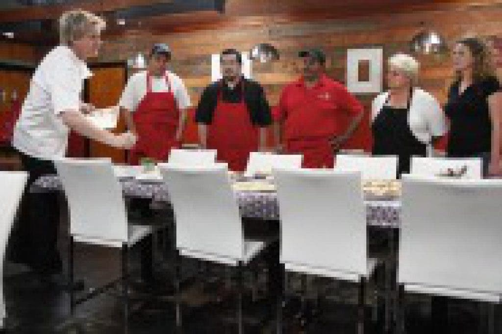 Tonight The Capri Meets Kitchen Nightmares Eagle Rock