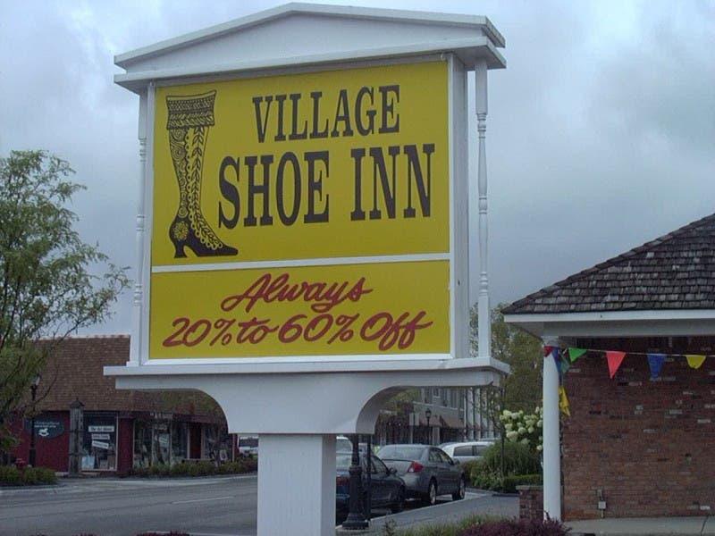 Neighborhood Shop Village Shoe Inn Is A Familiar Farmington Landmark