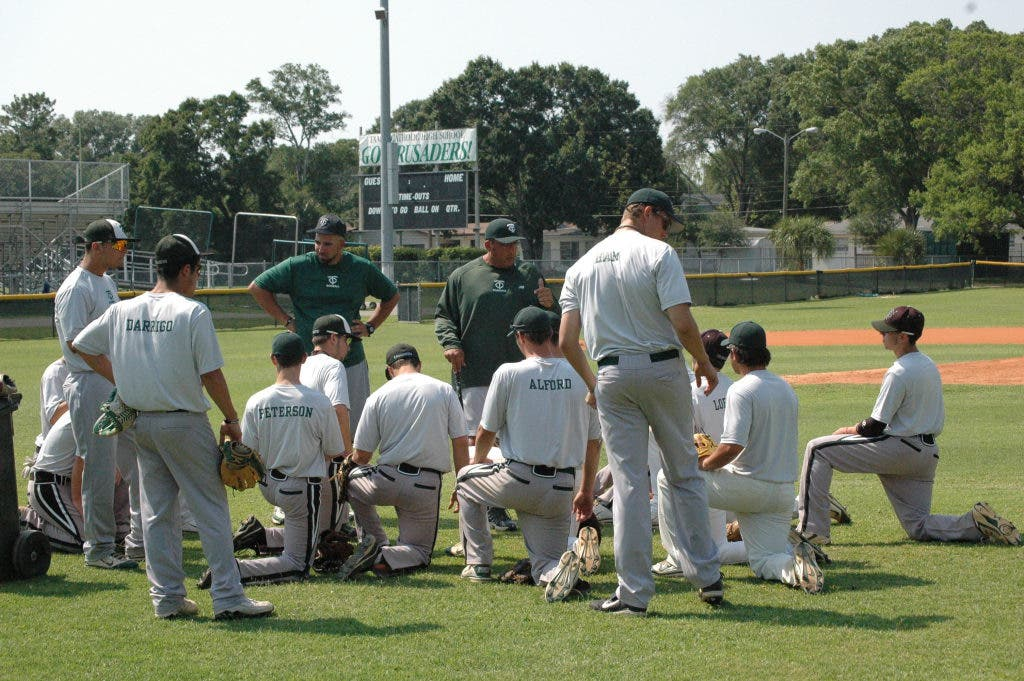 Tampa Catholic High School S Baseball Coach Resigns After Two Seasons Seminole Heights Fl Patch