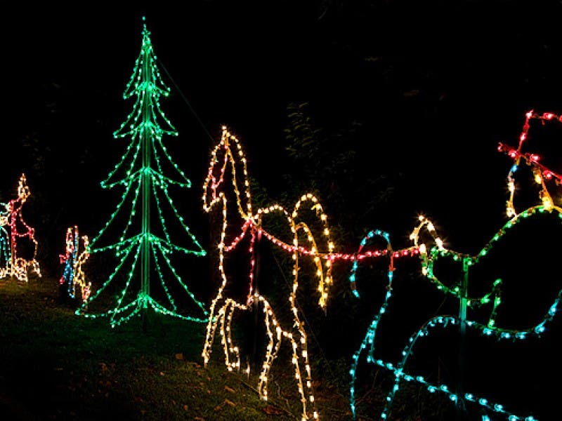 Top 10 Christmas Light Shows in Georgia - Top 10 Christmas Light Shows In Georgia Dacula, GA Patch