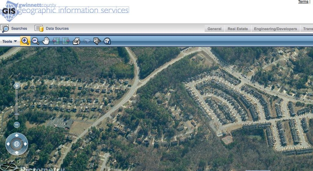 Gwinnett County Updating GIS Website Browser | Buford, GA Patch