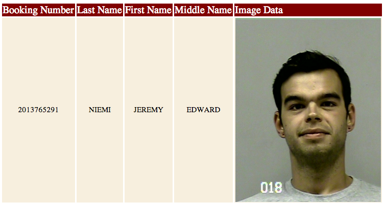 Dacula Mugshots Fugitive From Justice Simple Battery