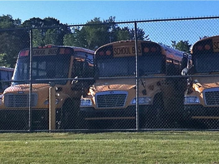 No Students Injured in Chartiers Valley School Bus Accident