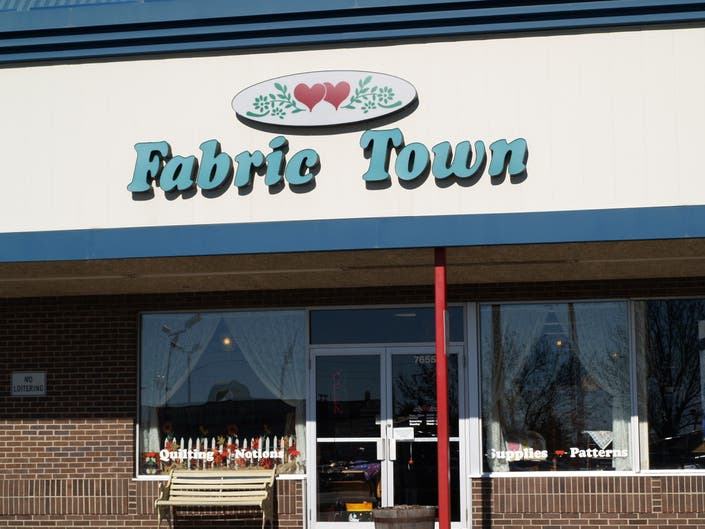 Fabric Town To Close After Almost 30 Years In Business