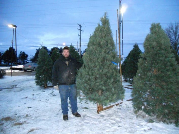 Finding The Perfect Christmas Tree Around Chesterfield Township