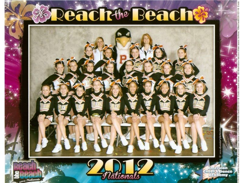 Pennsbury Cheer Squads Reach The Beach With Top