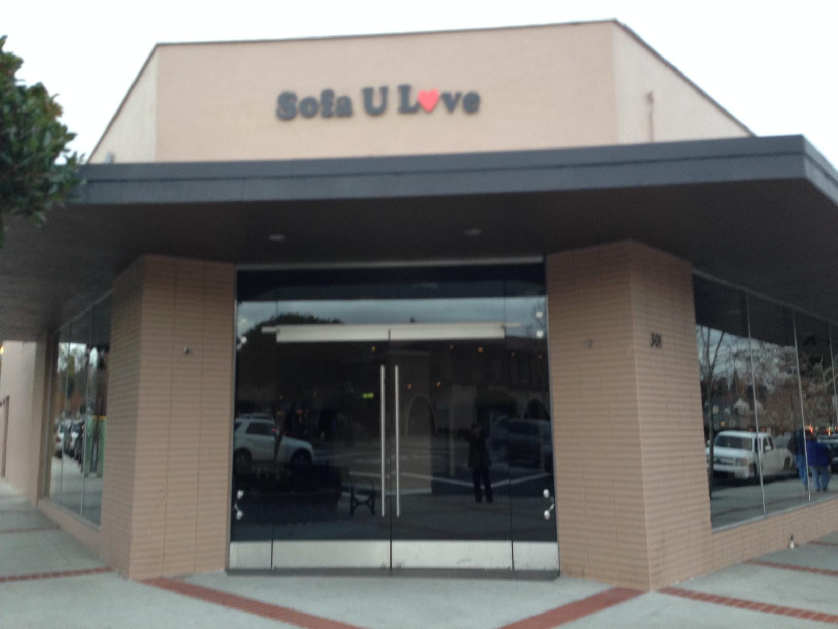 Sofa U Loveu0027 Opening In Los Gatos   Los Gatos, CA Patch