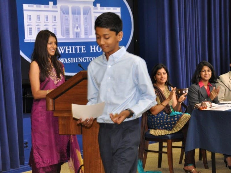 High School And College Essay White House Honors Student For Essay On Seva English Creative Writing Essays also Argumentative Essay Thesis Statement Examples White House Honors Student For Essay On Seva  Livingston Nj Patch Persuasive Essay Samples For High School