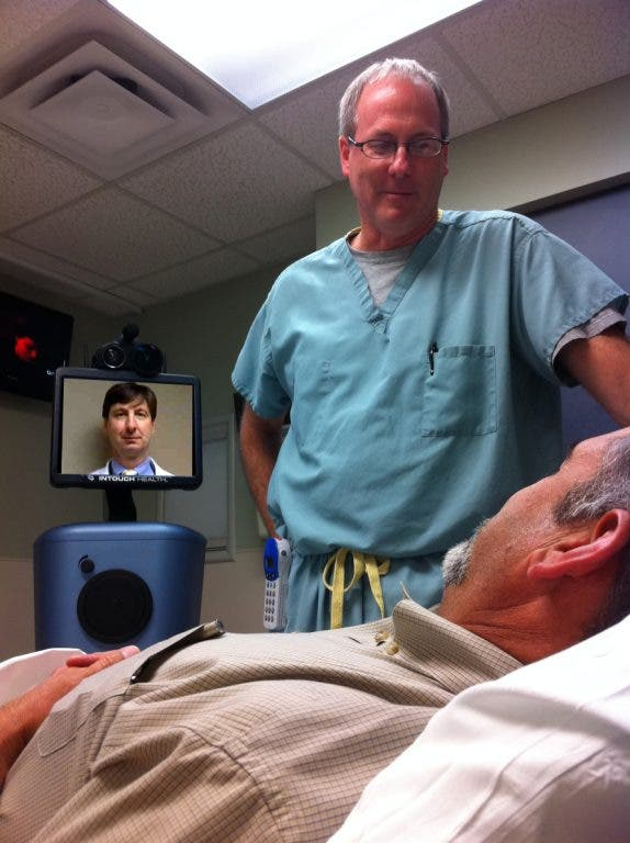 Technology Gives Cherokee Stroke Victims Access, Quicker Treatment