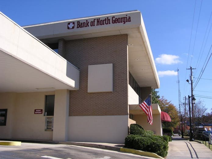bank of north georgia canton