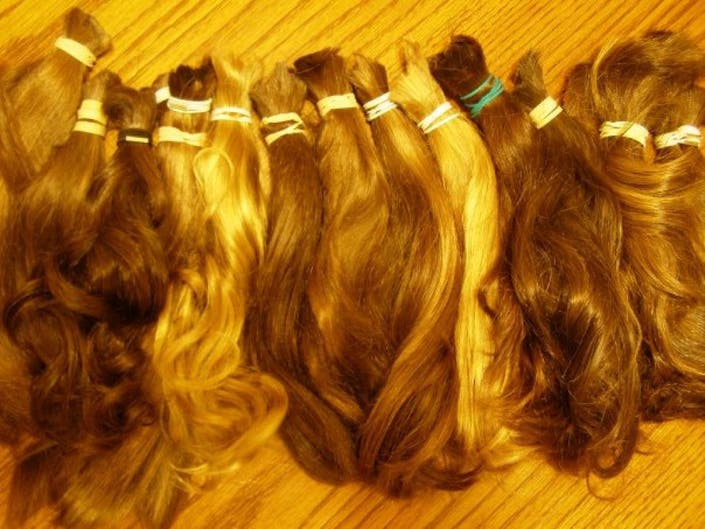 Salon Cemone Celebrates 13 Years Of Locks Of Love Donations