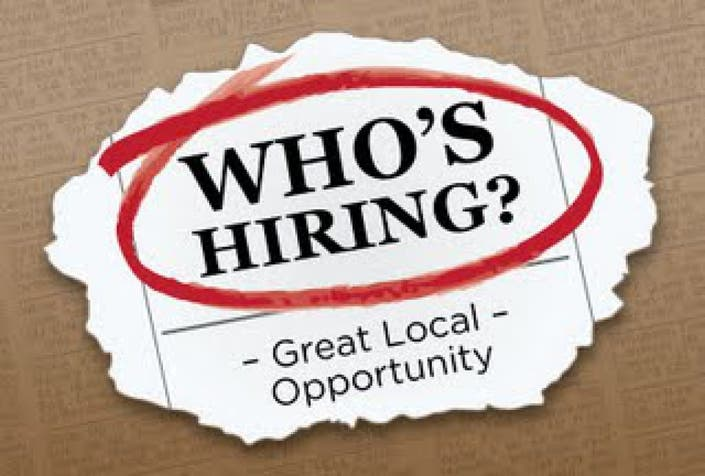 Help Wanted: Bussers, Beauty Advisor, Parks and Recreation ...