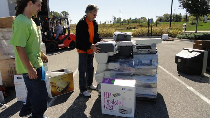Drop Off Electronics And Appliances For Recycling Saturday